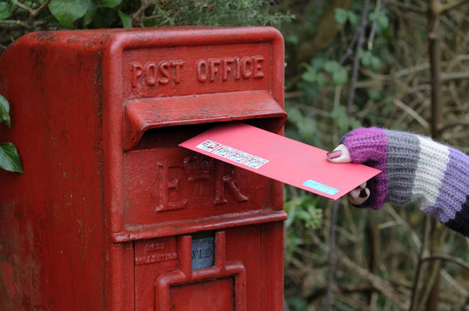 Get ready for Christmas 2020 with Royal Mail.