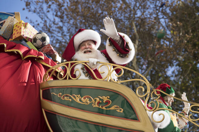You can send Santa Claus a letter for free – and get a reply!