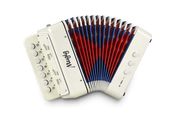 A product image of the Mugig Button Accordion.