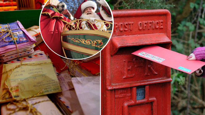 These are Royal Mail's last posting dates for the UK and the rest of the world.