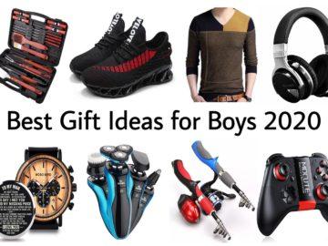 Best Christmas Gifts For Boyfriend 2020 | Birthday Gift Ideas for Boys