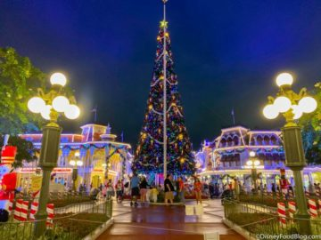 NEWS: We Now Have a DATE for When the Christmas Season Will Begin in Disney World