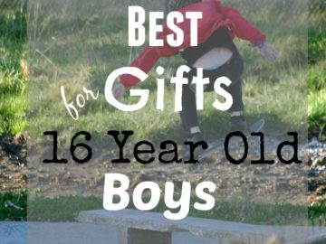 Best gifts for boys 16 years old