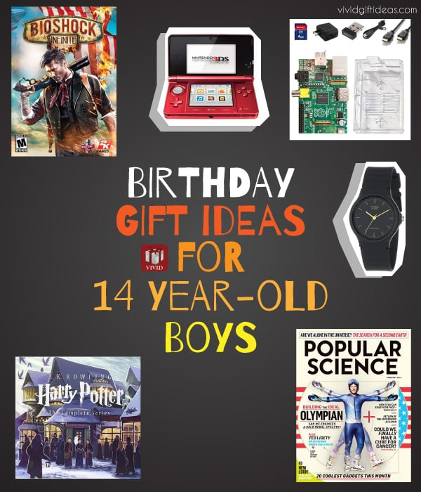 Birthday Gift Ideas for 12, 13, or 14 Year Old Boy He'll Actually Love