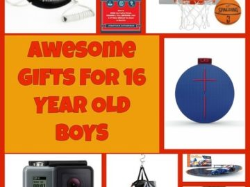 Awesome Gifts for 16 Year Old Boys