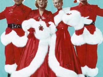 WATCH: Things You Probably Didn't Know About 'White Christmas'