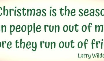 43 Funny Christmas Quotes To Bring Smiles