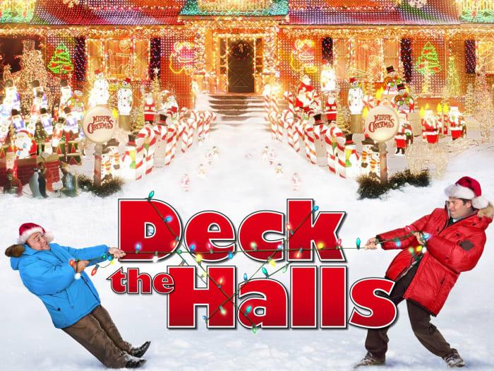 Deck The Halls (2006); Starring: Danny DeVito, Matthew Broderick, Kristin Davis, & Kristin Chenoweth