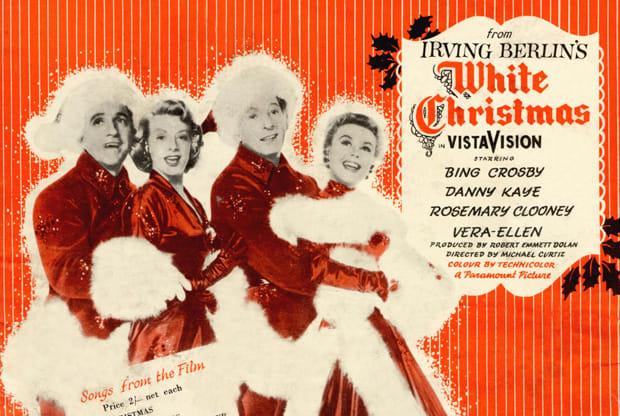 White Christmas (1954); Starring: Bing Crosby, Danny Kaye, Rosemary Clooney, & Vera-Ellen