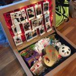 gift box for him is a creative boyfriend gift idea diy