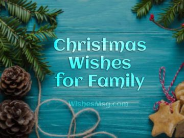 100+ Merry Christmas Wishes for Family and Friends