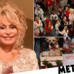 Dolly Parton is the festive angel we needed in Christmas On The Square