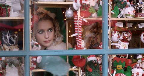 last christmas, emilia clarke