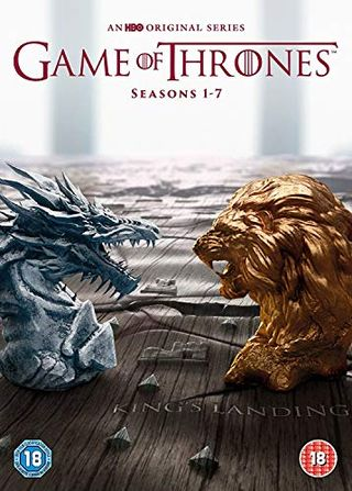Game Of Thrones 1-7 DVD [2020]
