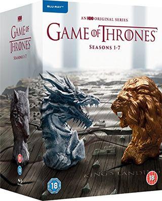 Game of Thrones - Season 1-7 [Blu-ray]  [2020] [Region Free]