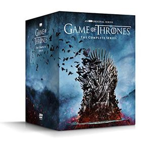 Game of Thrones Seasons 1-8 - The Complete Series [DVD] [2020]