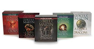 Song of Ice and Fire Audiobook Bundle: A Game of Thrones