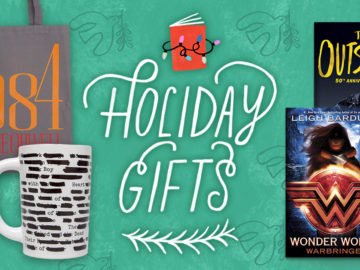 24 Holiday Gift Ideas for Book-Crazy Teens