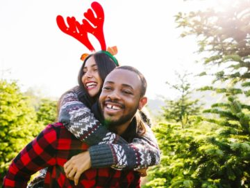 25 Instagram Captions For Your First Christmas Together As A Couple