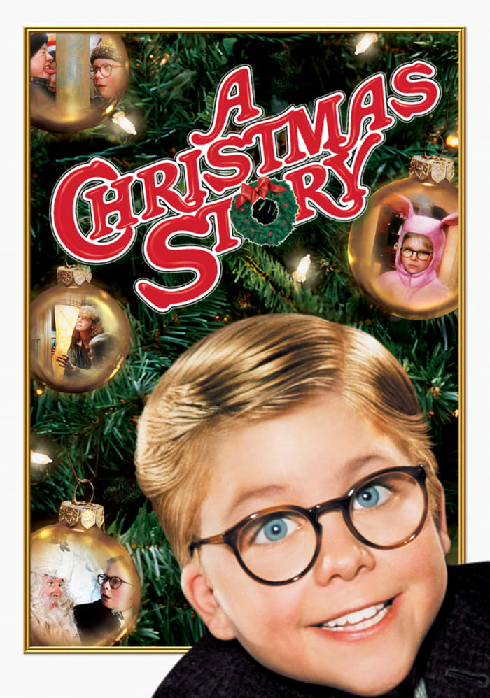 A Christmas Story (1983); Starring: Melinda Dillon, Darrin McGavin, & Peter Billingsley