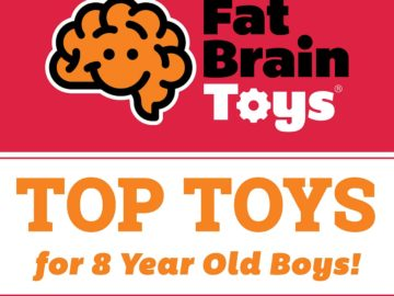 Best Toys for 8 Year Old Boys - Christmas Gifts for 8 Year Old Boys