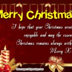 Christmas Wishes for Friends - Christmas Celebration
