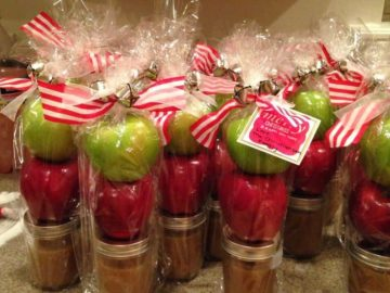 Diy caramel apple kits