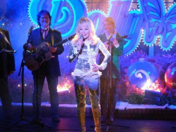 Dolly Parton on Christmas at Dollywood