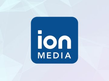 "ION TELEVISION IS ""YOUR HOME FOR THE HOLIDAYS"" WI..."