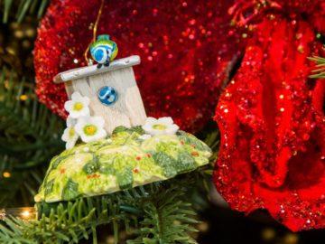 Keepsake Ornament Giveaway - Home Tweet Home