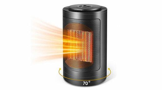 GDMONIN Ceramic Space Heater