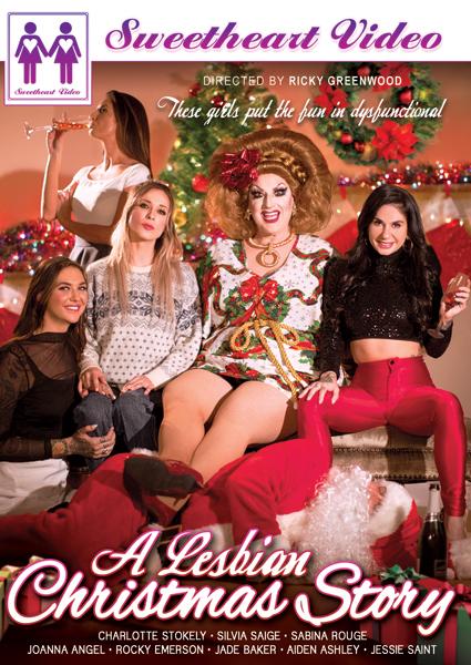 A Lesbian Christmas Story Box Cover