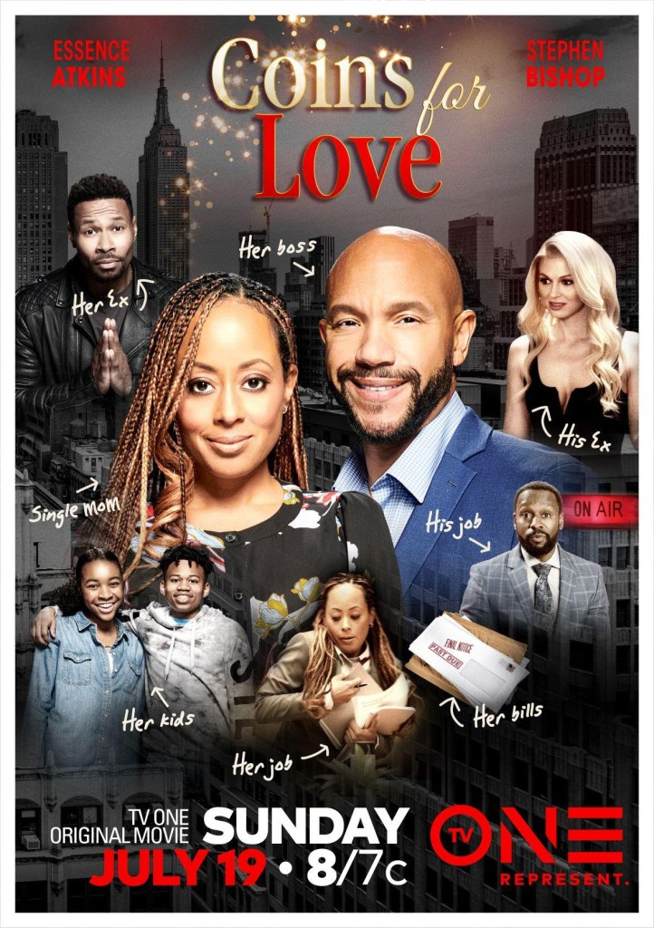 'Coins For Love' Movie Poster