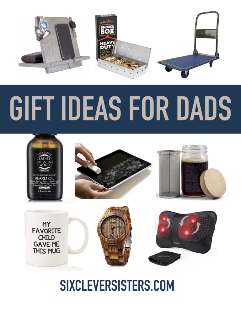 Dad Holiday Gift Guide - Find that Perfect Christmas Gift for Dads of All Ages!