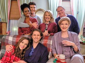 Hallmark will unwrap its first of 40 new Christmas movies for 2020 on Oct. 24