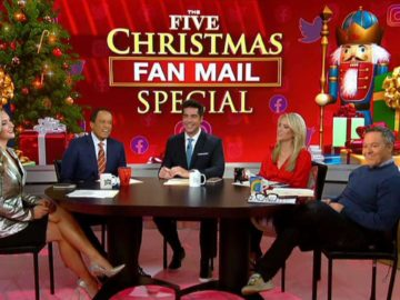 Is 'Die Hard' a Christmas movie? 'The Five' reaches a consensus