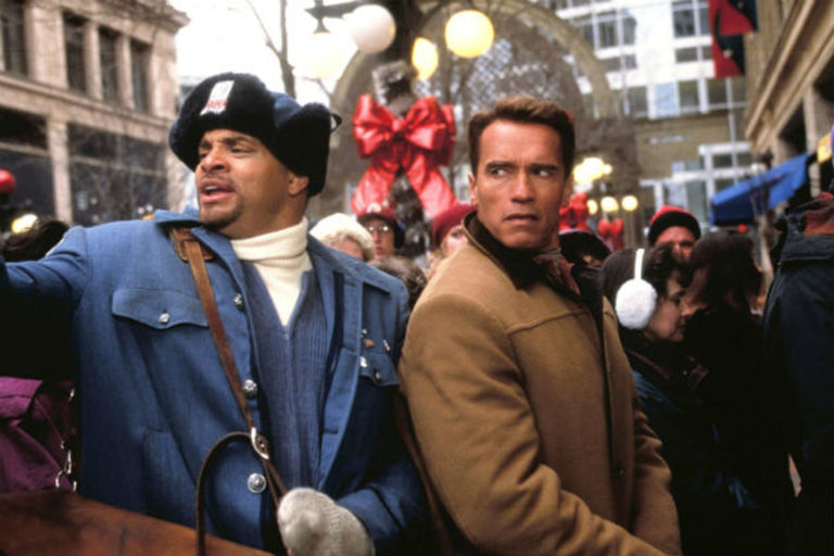 See the Cast of 'Jingle All the Way' Then and Now