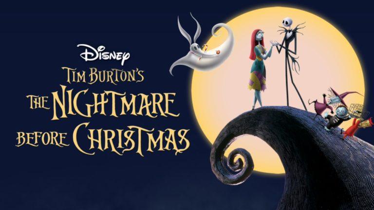Watch Tim Burton's The Nightmare Before Christmas   Full Movie
