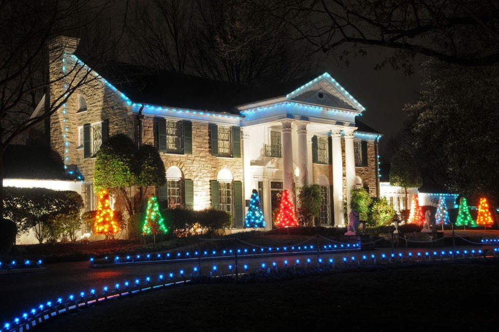 Graceland has inspired beautiful music and movies