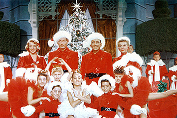 """15 Things You Didn't Know About """"White Christmas"""""""