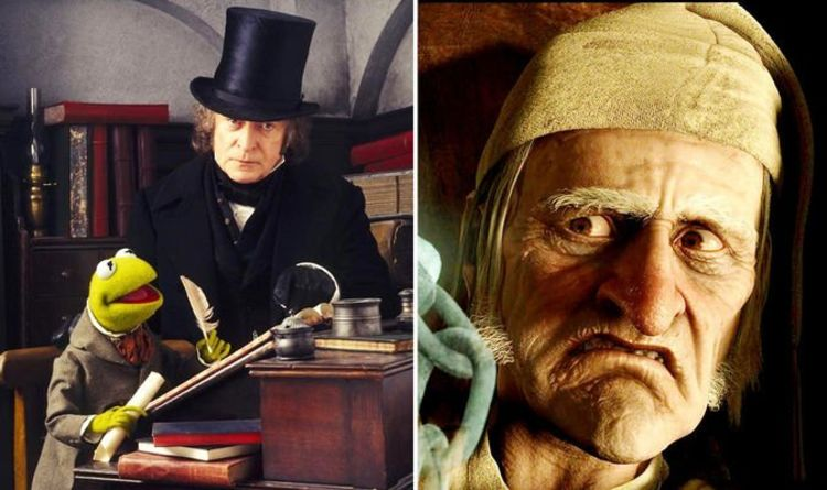 A Christmas Carol movies ranked: Best film adaptations of Charles Dickens' Scrooge tale | Films | Entertainment