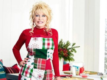 Dolly Parton reveals the release date for her Netflix movie 'Christmas On The Square'