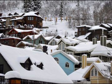 The Top 25 Hallmark Christmas Towns Index