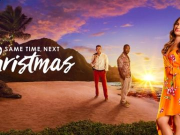 """Watch """"Same Time, Next Christmas"""" starring Lea Michele - Streaming on the ABC App"""